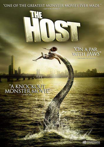 The Host (Single Disc) (Bilingual) DVD Movie