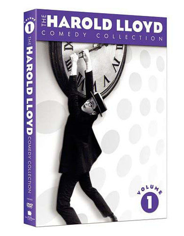 The Harold Lloyd Comedy Collection Vol. 1 DVD Movie