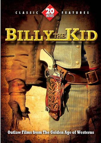 Billy the Kid 20 Movie Pack (Boxset) DVD Movie