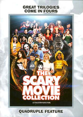 The Scary Movie Collection - Scary Movie 1, 2, 3, 4