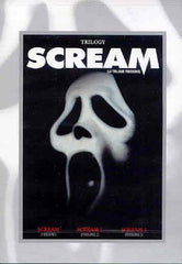 Scream 1, 2, 3 - Trilogy (Triple Feature) (Bilingual)