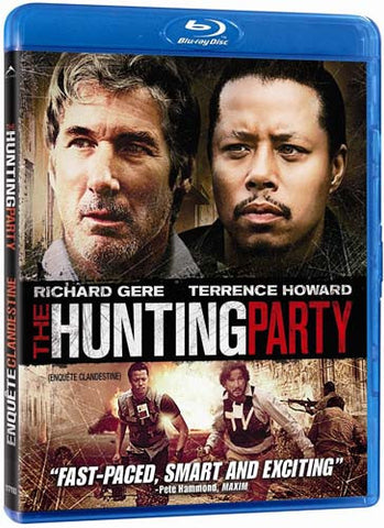 The Hunting Party (Bilingual) (Blu-ray) BLU-RAY Movie