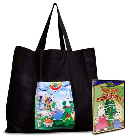 Max and Ruby - Max and Ruby's Christmas Tree (With Tote Bag) (Boxset) DVD Movie