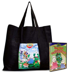 Max and Ruby - Max and Ruby's Christmas Tree (With Tote Bag) (Boxset)