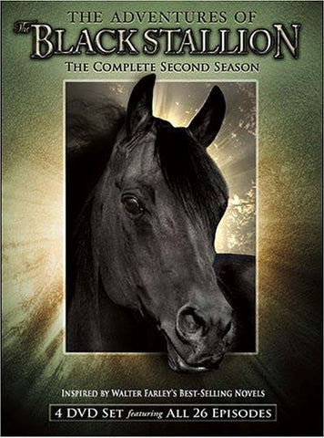 The Adventures of the Black Stallion - The Complete Second Season (Boxset) (Echo Bridge) DVD Movie