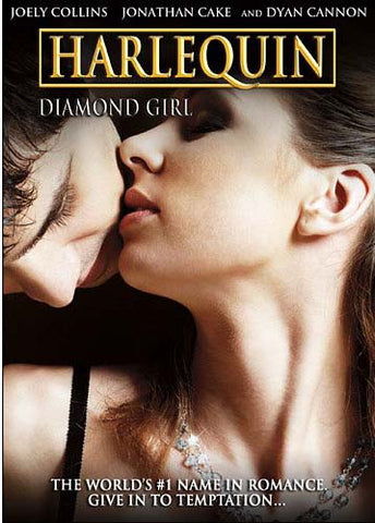Harlequin - Diamond Girl (Black Cover) DVD Movie
