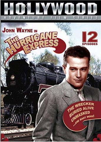 Adventure Film Series - The Hurricane Express DVD Movie