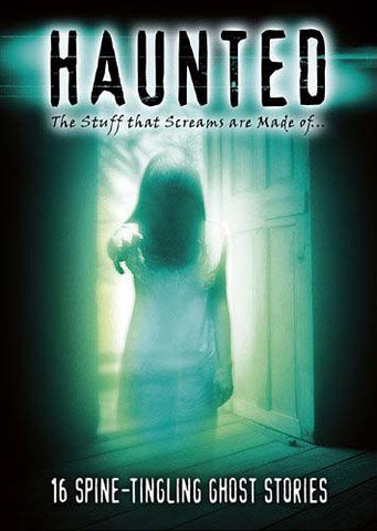 Haunted Ghost Stories DVD Movie