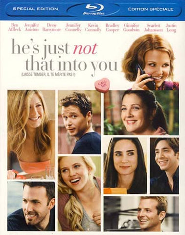 He s Just Not That Into You (Blu-ray) (Bilingual) BLU-RAY Movie