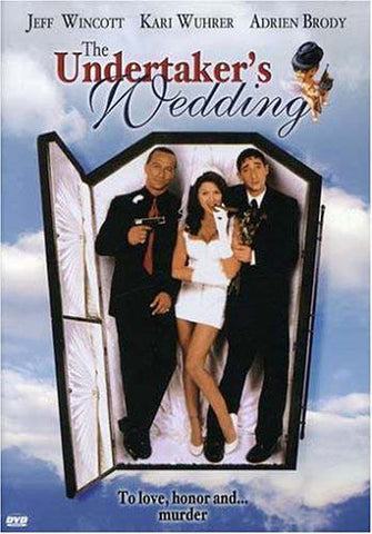 The Undertaker's Wedding DVD Movie