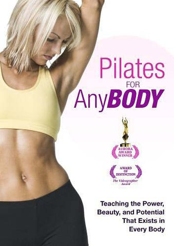 Pilates for Any Body DVD Movie