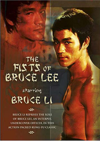 The Fists of Bruce Lee DVD Movie