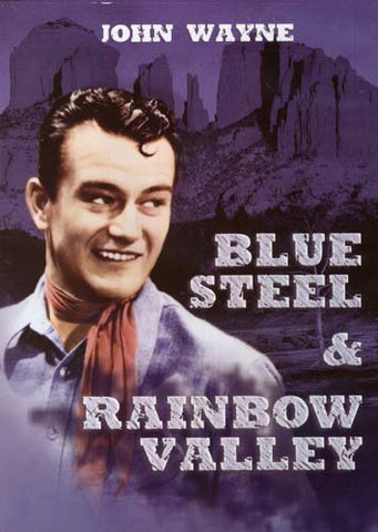 Blue Steel/Rainbow Valley (Double Feature) DVD Movie