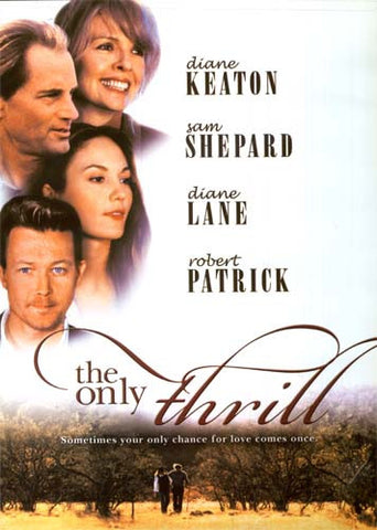 The Only Thrill DVD Movie