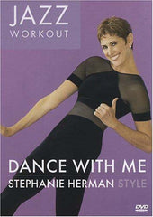 Jazz Workout - Dance With Me - Stephanie Herman Style