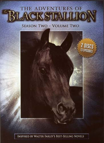 The Adventures of the Black Stallion - Season Two (2) Vol. 2 (Echo Bridge) DVD Movie