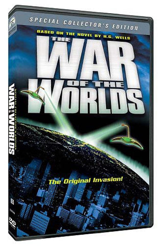 The War of the Worlds - The Original Invasion (Special Collector's Edition) DVD Movie