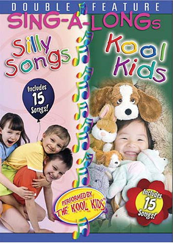 Sing-A -Longs - Silly Songs / Kool Kids (Double Feature) DVD Movie