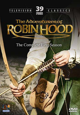 The Adventures of Robin Hood - The Complete First Season (1) (Boxset) DVD Movie