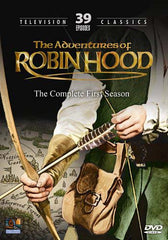The Adventures of Robin Hood - The Complete First Season (1) (Boxset)