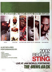 Reggae Sting 2002 - The Bring Back