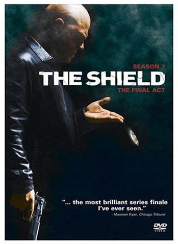The Shield - Season Seven (7) - The Final Act (Boxset) DVD Movie