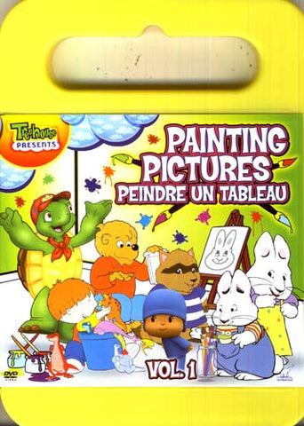 Painting Pictures (Peindre Un Tableau) (Treehouse) - Vol. 1(bilingual) DVD Movie