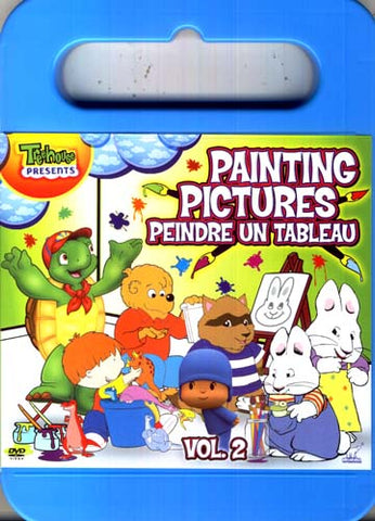 Painting Pictures (Treehouse) - Vol. 2(bilingual) DVD Movie