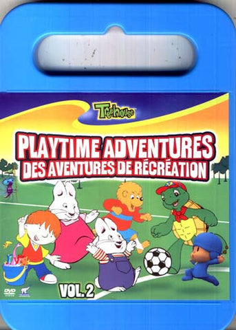 Playtime Adventures - Vol. 2 DVD Movie