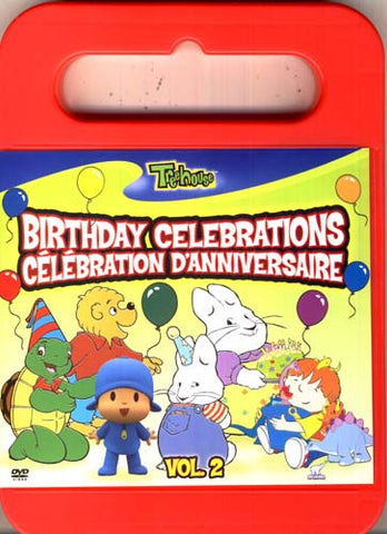 Birthday Celebrations (Treehouse) Vol. 2 DVD Movie