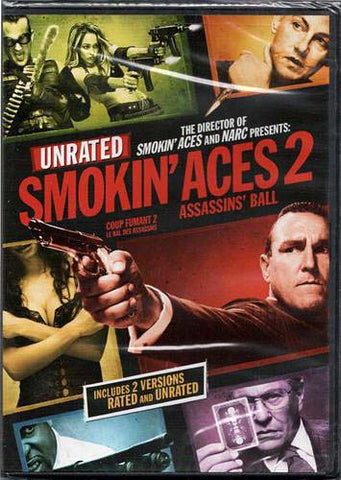 SmokinAces 2 - AssassinsBall DVD Movie