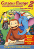 Curious George 2 - Follow That Monkey (Bilingual) DVD Movie