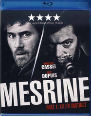Mesrine - Part 1 (Killer Instinct) (Blu-ray) (Bilingual)
