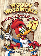 The Woody Woodpecker and Friends Classic Cartoon Collection - Volume 2 (Boxset)
