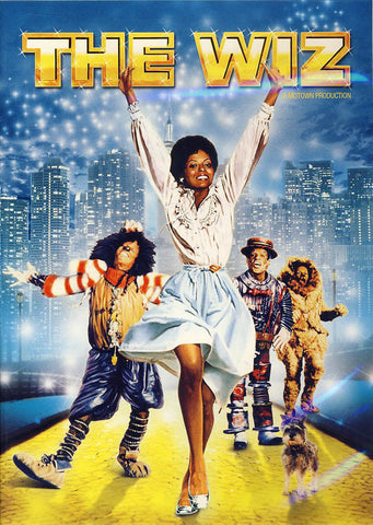 The Wiz (30th Anniversary Edition With Bonus CD) DVD Movie