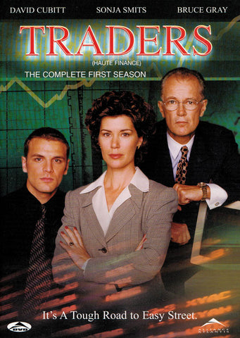 Traders - The Complete First Season (Boxset) (Bilingual) DVD Movie