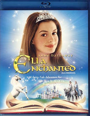 Ella Enchanted (Blu-ray)