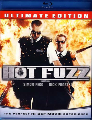 Hot Fuzz (Ultimate Edition) (Blu-ray) BLU-RAY Movie