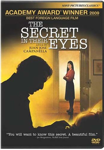 The Secret in Their Eyes DVD Movie