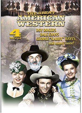The Great American Western (Vol.29) DVD Movie