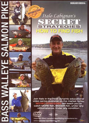 Italo Labignan's Secret Strategies - Vol. 2 - How To Find Fish