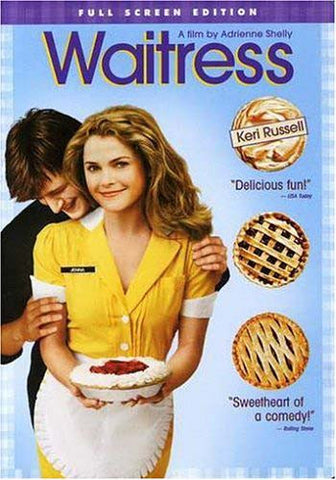Waitress (Full Screen Edition) DVD Movie