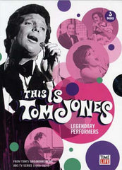 This Is Tom Jones Volume 2 - Legendary Performers (Boxset)