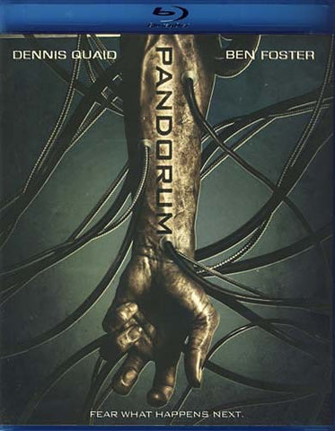 Pandorum (Blu-ray) BLU-RAY Movie