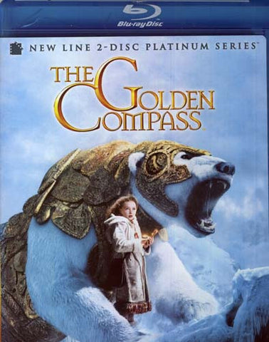 The Golden Compass (2 Disc Platinum Series) (Blu-ray) BLU-RAY Movie