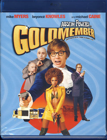 Austin Powers in Goldmember (Bilingual) (Blu-ray) BLU-RAY Movie