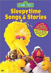 Sleepytime Songs And Stories - (Sesame Street)