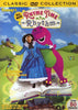 Barney's Rhyme Time Rhythm DVD Movie