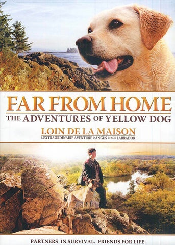 Far From Home - The Adventures Of Yellow Dog (Loin De La Maison) DVD Movie