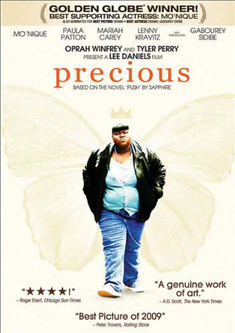Precious - Based on the Novel Push by Sapphire DVD Movie